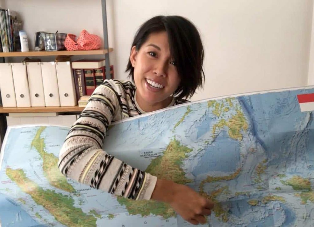 Chef Crystal Chiu founder of Asli Food Project explored the food culture of Indonesia