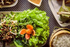 Recipe for Laab Gai Chicken Salad