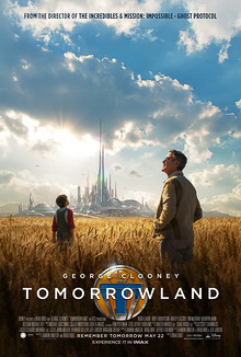 Cover of the film 'Tomorrowland'