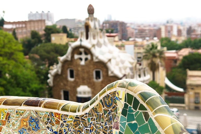 Things to do in Barcelona: Exploring Parc Güell