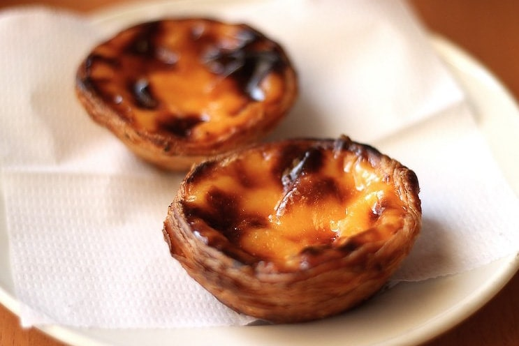 Pastel de Belém é a opção gastronômica para quem busca o que fazer em Lisboa