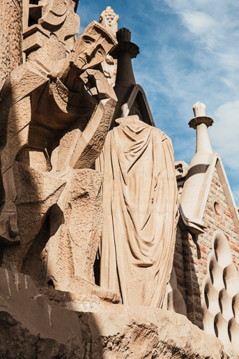Details Sagrada Familia