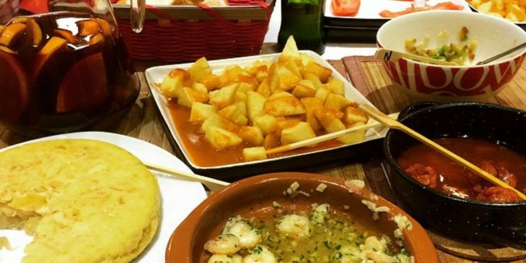 Half-Day Spanish Cooking Class