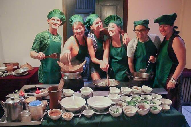 Uma introdução na prática à culinária de Laos