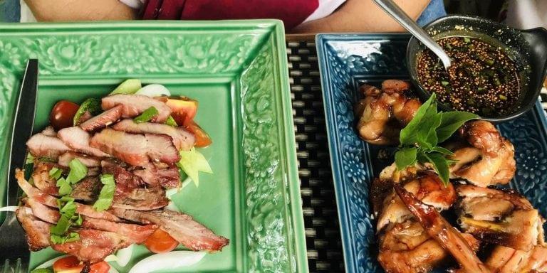 Aula de Culinária Tailandesa e Tour em Mercado Local
