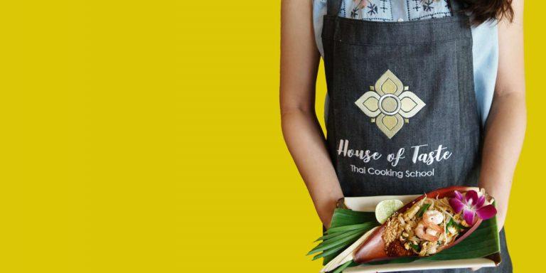 Aula de Culinária Tailandesa e Tour no mercado