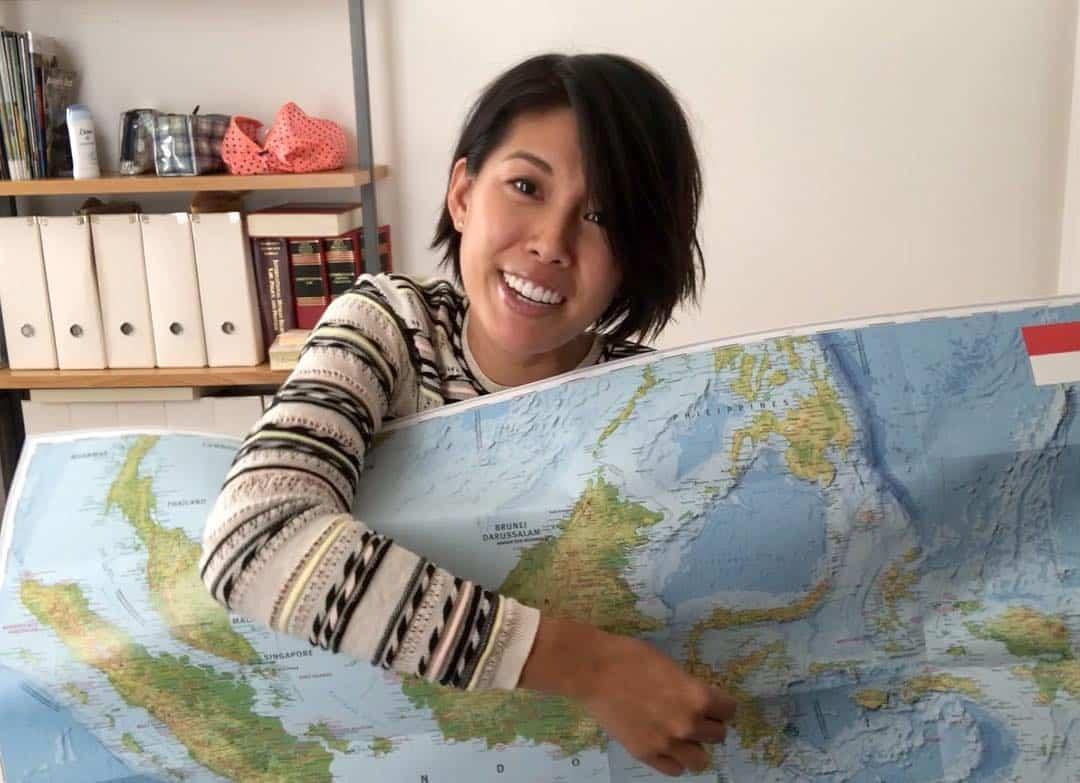 Chef Crystal explora a cultura gastronômica da Indonesia com o Projeto Asli Food