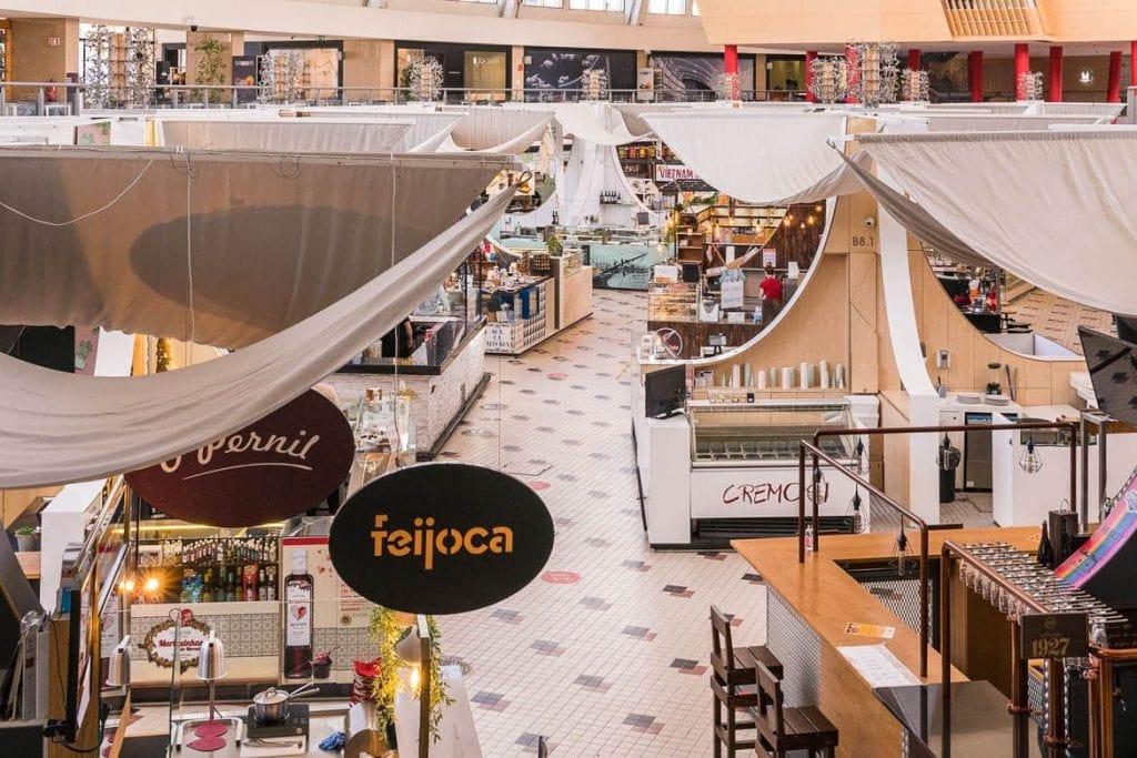 mercado bom sucesso no Porto