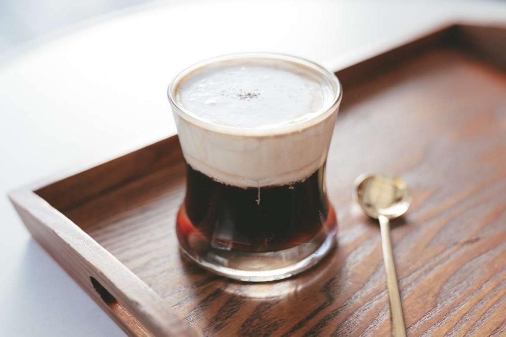 café einspanner em Viena