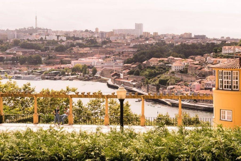 Casa do Roseiral em Porto