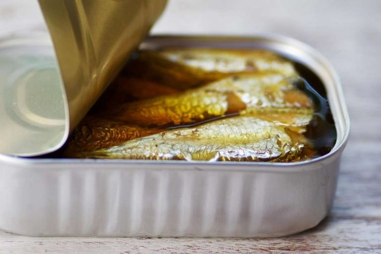 Canned Sardines from Portugal