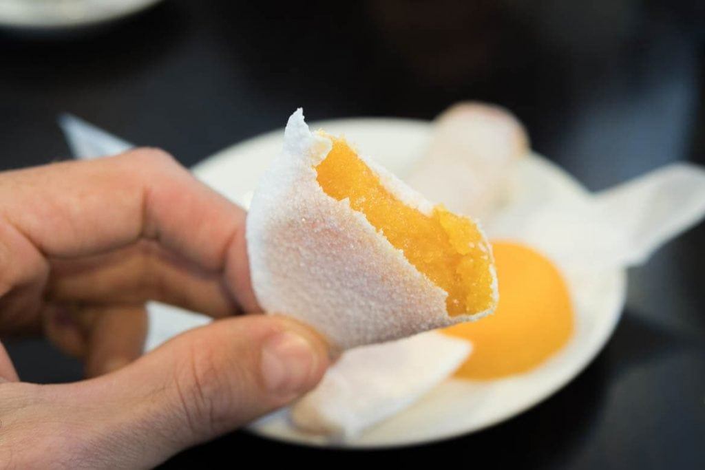 portuguese sweets ovos moles