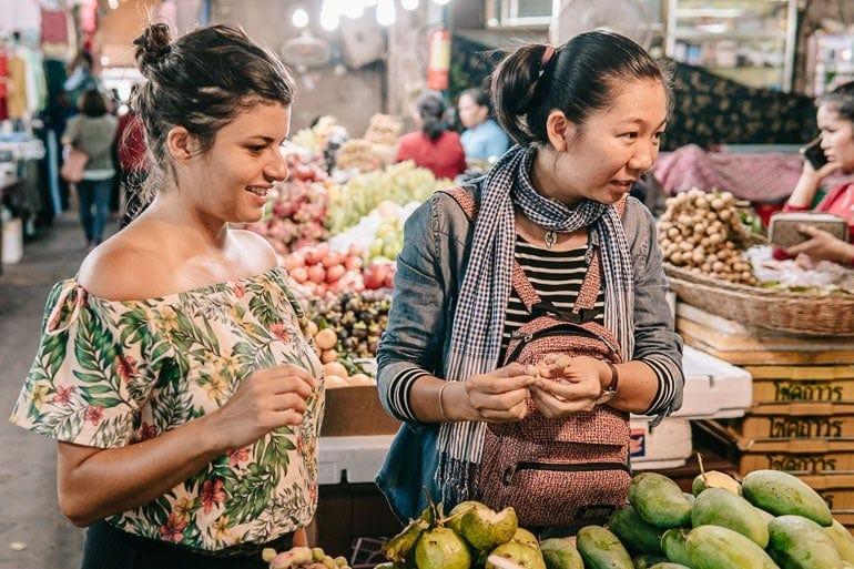 Tour gastronômico em Siem Reap no Camboja