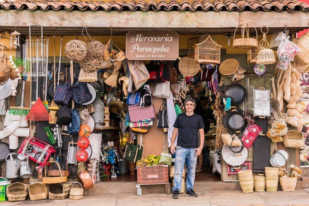 Mercearia Paraopeba em Itabirito Minas Gerais