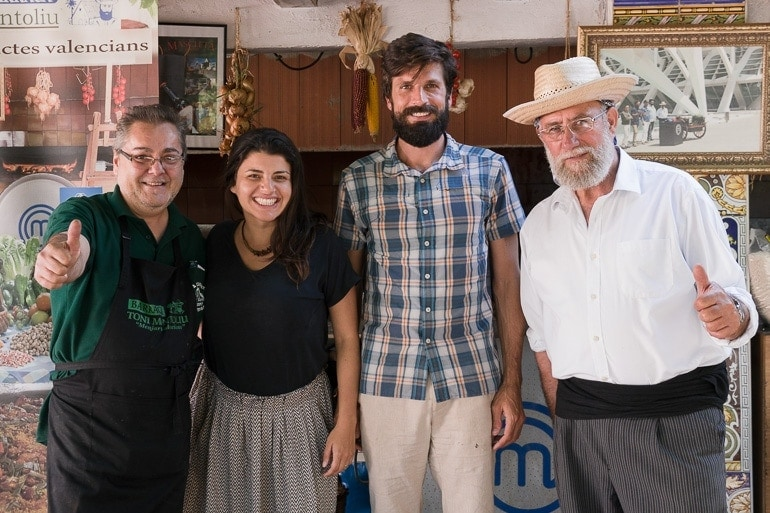 Food and Road na Barraca Toni Montoliu