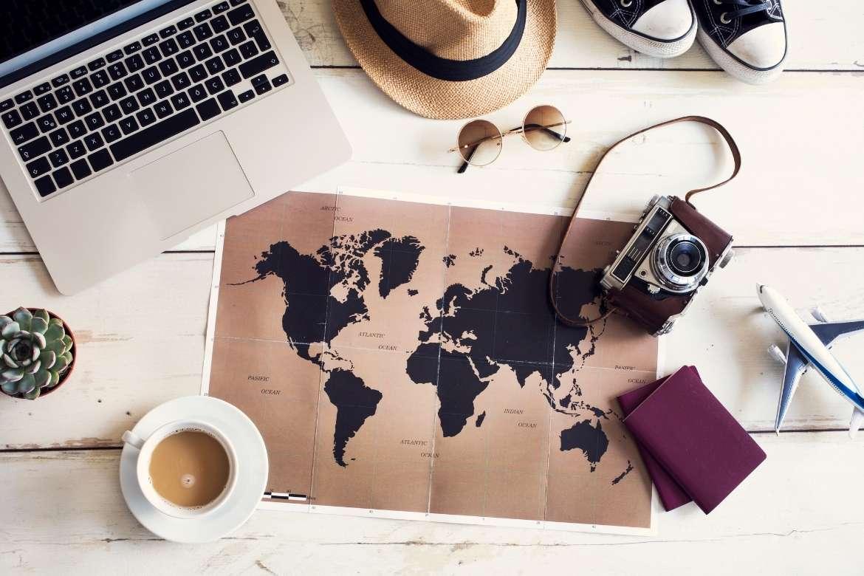 how to plan international trip