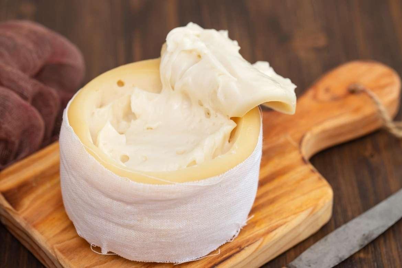 Queijos de Portugal - Serra da Estrela queijo tradicional de Portugal da região da Serra da Estrela