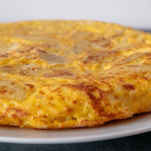 receita tortilla espanhola caseira