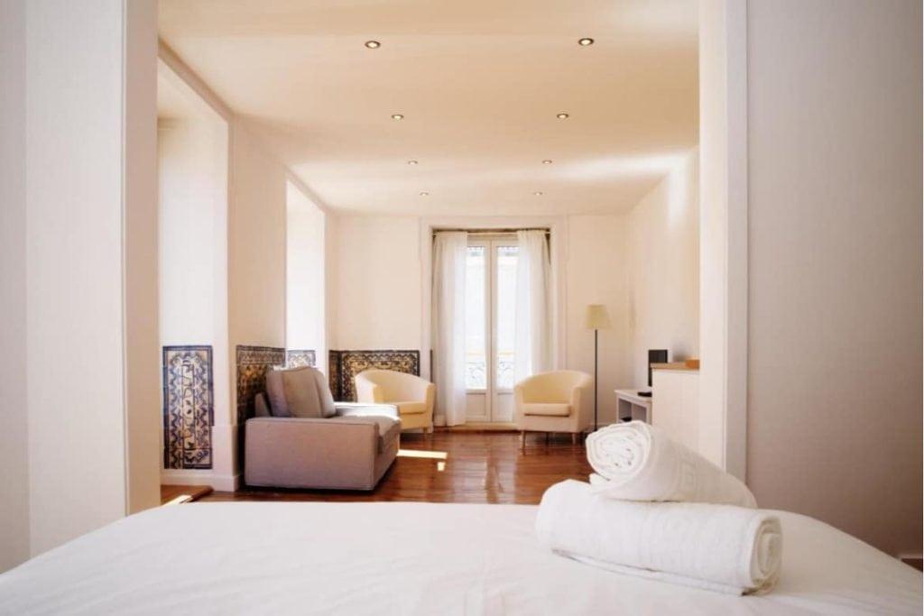 Photo of GS Chiado Boutique Studios & Suites bedroom