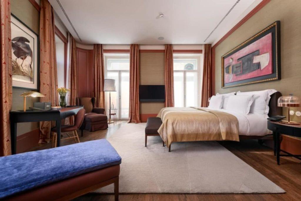 Photo of Bairro Alto Hotel bedroom