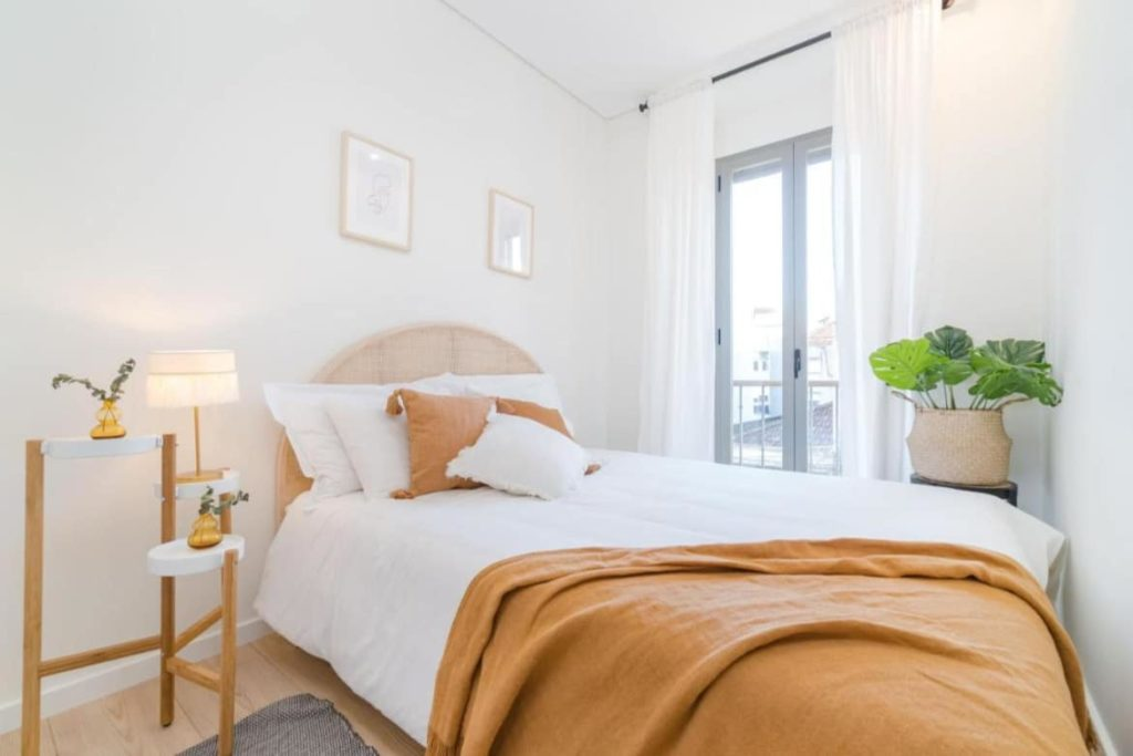 Photo of Casa Boma with a double bed in Lisbon