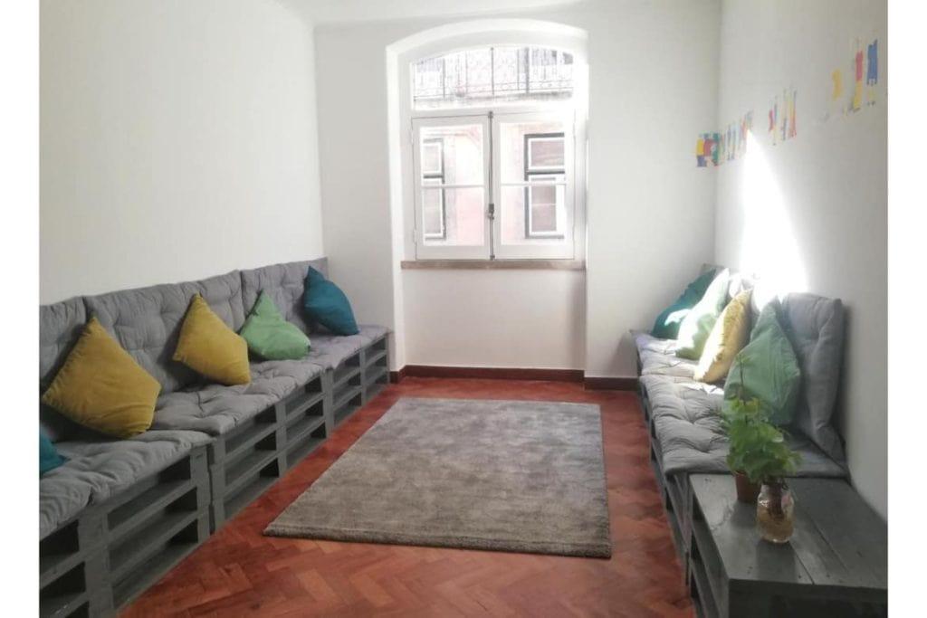 Sala do Draft & Rooms Hostel