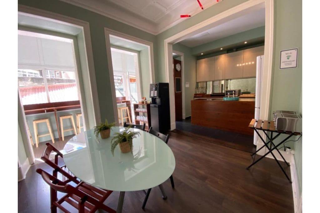 Photo of Green Heart Hostel shared kitchen