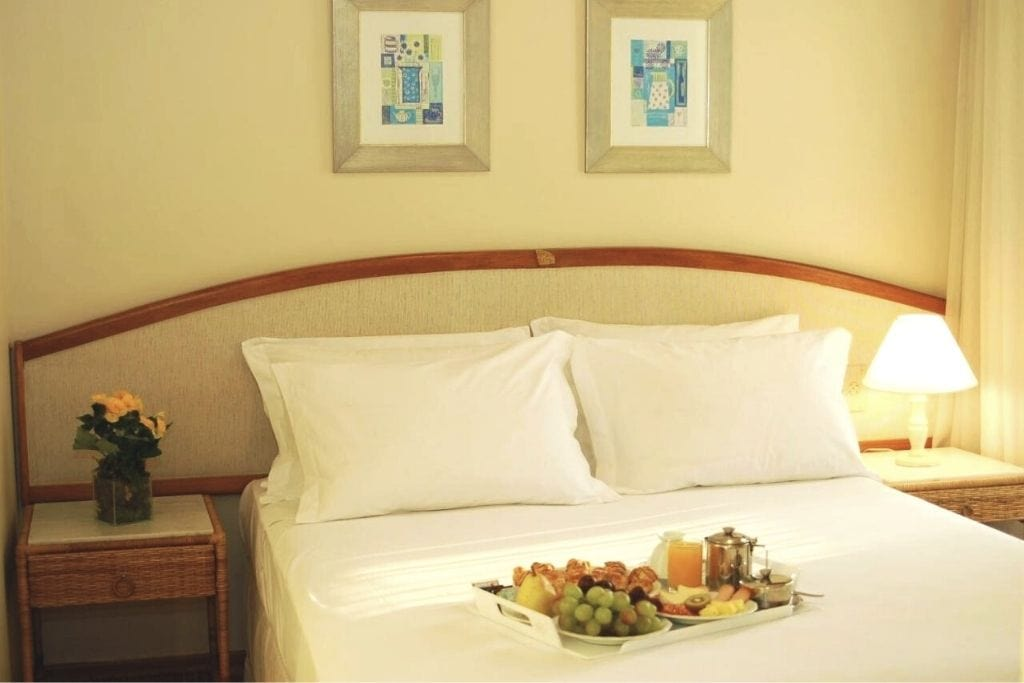 double room at stay max savassi apart-hotel in belo horizonte