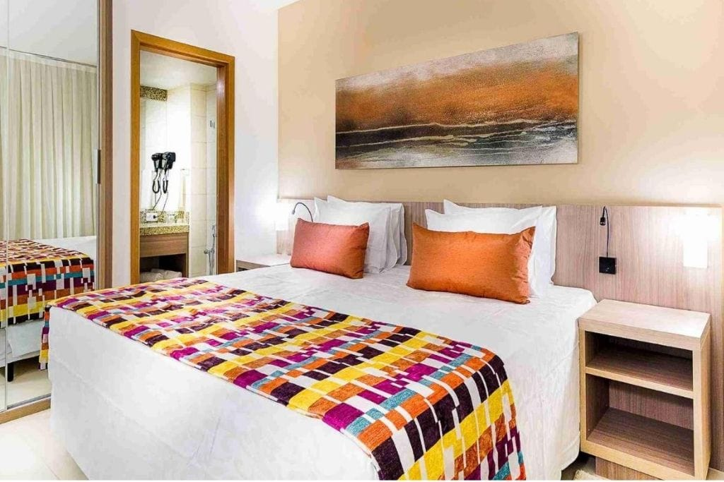 double room at stay quality pampulha hotel in belo horizonte
