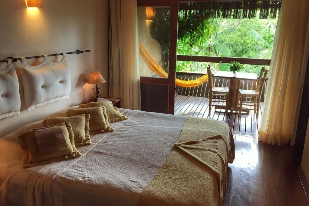 double bedroom at portal do equilibrium
