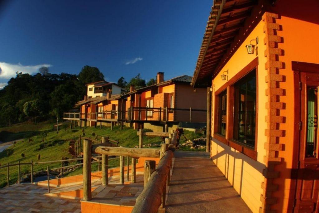 outdoor view of pousada villa dos leais