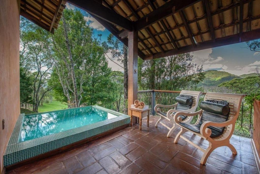 private terrace at quinta dos pinhais pouso charm