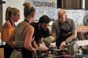 Cooking Class Lisbon Pastel Nata Tart