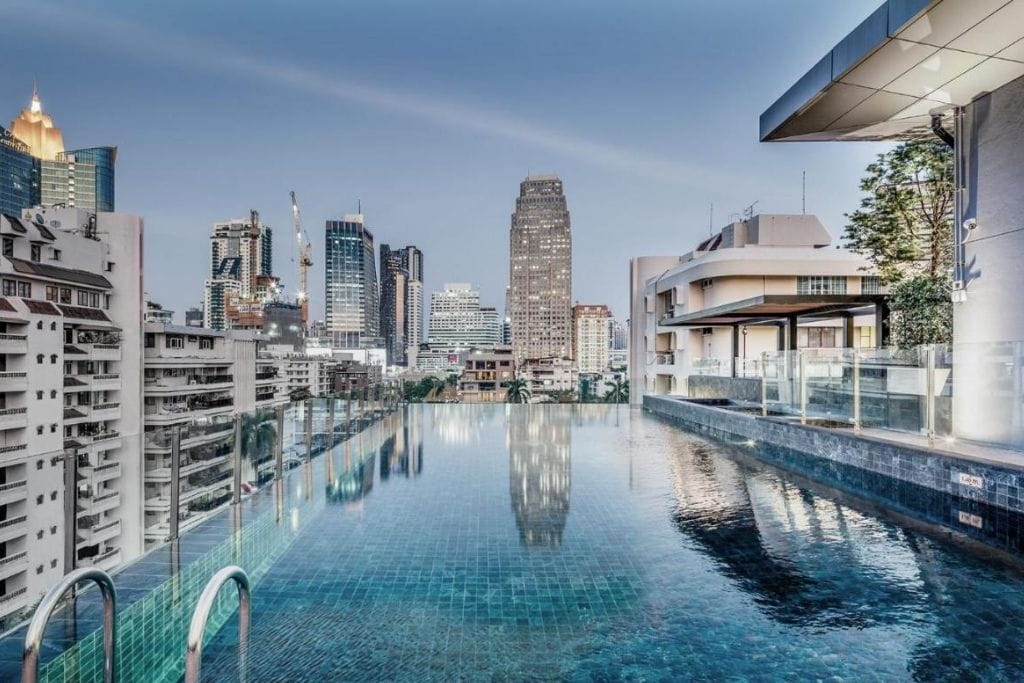 the best places and hotels to stay in Bangkok, Thailand
